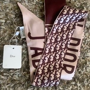 Christian Dior scarf / belt / fashion accessory